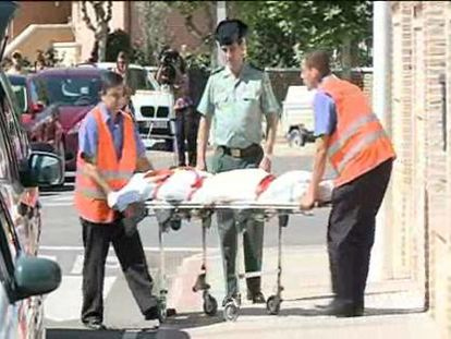 Tres días de luto en Boecillo por el asesinato de los tres menores