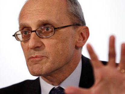 Andrea Enria, presidente de la Autoridad Bancaria Europea.