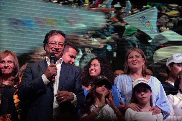 El senador colombiano Gustavo Petro.