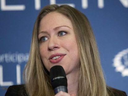 Chelsea Clinton, en una imagen reciente.