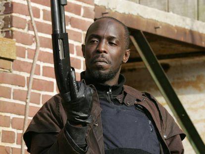 Una imagen de la serie 'The Wire'.