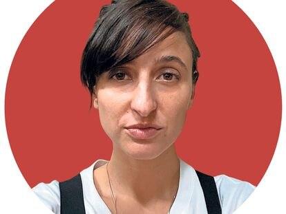 """Lara Fluxà: """"Estoy muy a favor de pagar impuestos para 'todes"""""""