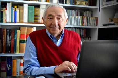 El pedagodo Eduardo Soler Fiérrez, en una imagen de archivo.