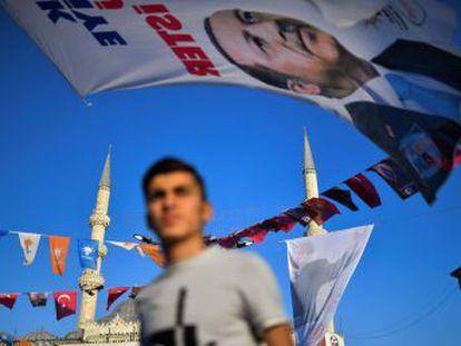 El aumento del paro y la mala calidad de la educación alimentan la desconfianza de los jóvenes hacia Erdogan