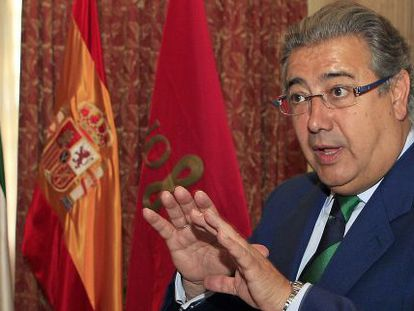 Juan Ignacio Zoido, presidente de la FEMP y alcalde de Sevilla.