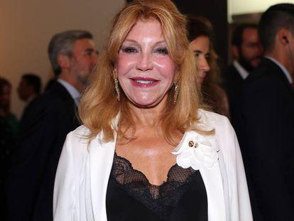 Carmen Cervera.