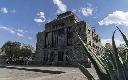 Museo Anahuacalli, Ciudad de México.