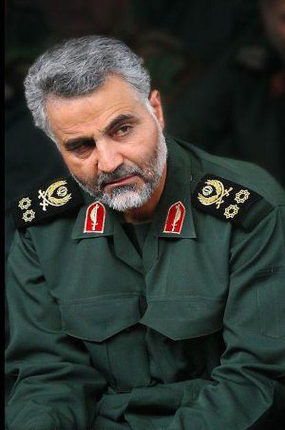 El general iraní Qasem Soleimani, en una imagen sin fechar.