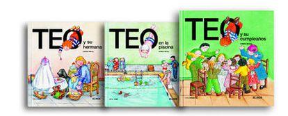 Ejemplares de la colección que podrán adquirir los lectores de EL PAÍS a partir de la próxima semana.
