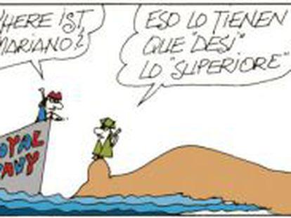 El PSOE reitera su apoyo por Gibraltar... y el presidente no le cree
