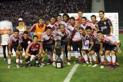 River Plate y Lanus son los únicos equipos de Primera División que jugarán el próximo fin de semana.