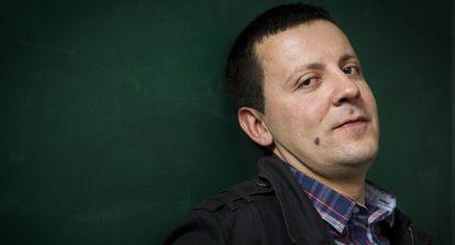 Josu Elespe, hijo de Froilán Elespe, primer concejal socialista asesinado por ETA, el 20 de marzo de 2001.