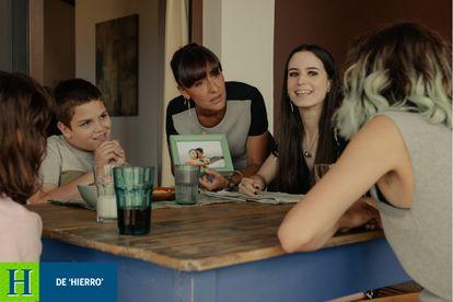 En 2021 se estrenará la segunda temporada de 'Hierro', con Candela Peña.