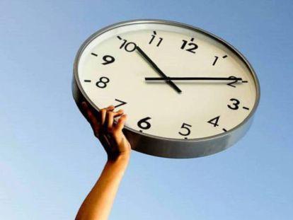 Cambio de hora: esta noche se adelantan los relojes una hora.