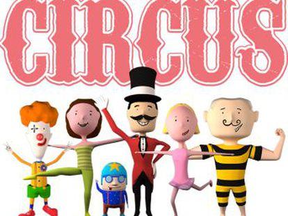 Circus Therapy Game permite a los niños que tengan esta enfermedad hacer rehabilitación mientras juegan