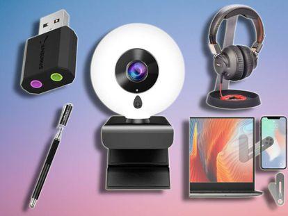 13 'gadgets' y accesorios que no sabes que necesitas en el teletrabajo