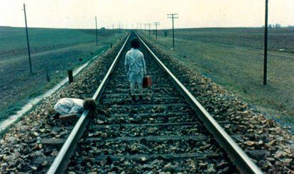 Fotograma de la película 'El espíritu de la colmena', de Víctor Erice.