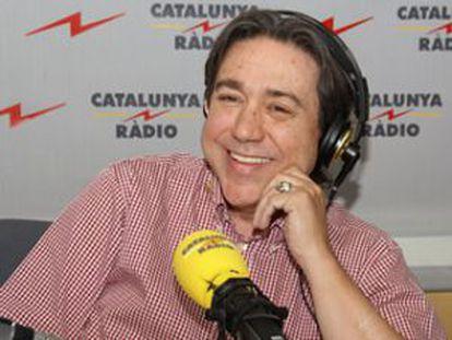 El periodista Jordi Tardà.