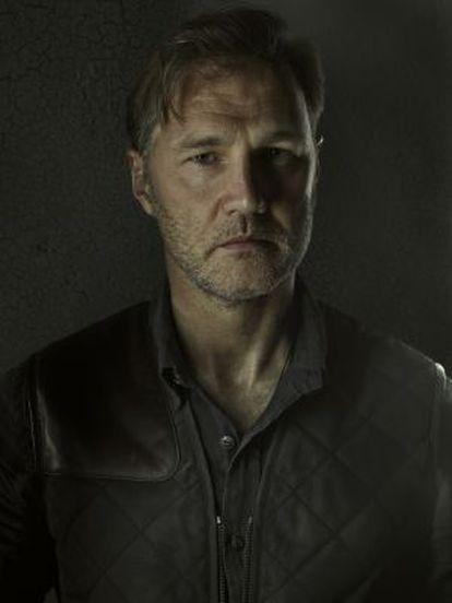 David Morrissey, en la tercera temporada de 'The walking dead'