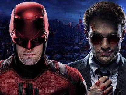 En vídeo, el tráiler de la tercera temporada de 'Daredevil'.