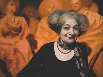 Marianne Pitzen lleva casi 30 años al frente del Museo de las Mujeres.