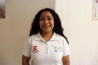 Gabriela Ovando es logista y aprovisionadora de oficina en Guatemala.