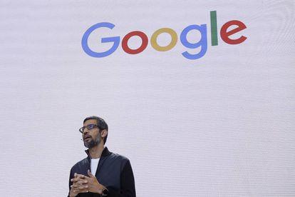 Sundar Pichai, consejero delegado de Google, en un evento en California, Estados Unidos