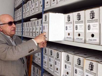 Nicasio Gómez, alcalde de Cardeñuela Riopico por Vox. En vídeo, las claves del partido de extrema derecha.
