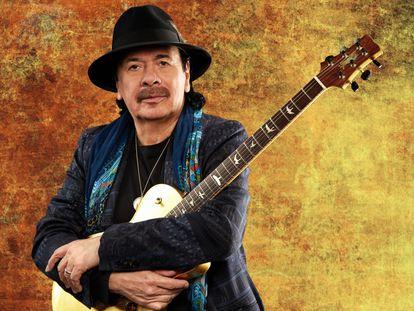 ¿Quieres conseguir una guitarra firmada por Santana?