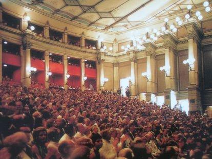 Festival de Bayreuth.