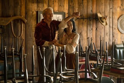 Un fotograma de 'Cry Macho', la nueva película de Clint Eastwood.