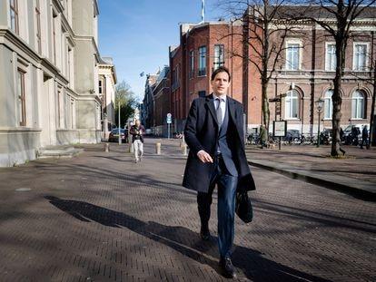 El ministro de Finanzas de los Países Bajos, Wopke Hoekstra.