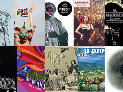 20 años del Sonorama en 10 discos
