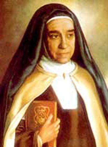 Retrato de María Maravillas.