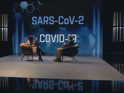 Programa especial de TV3 sobre el coronavirus