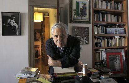 Juan Cruz en una imagen de 2008