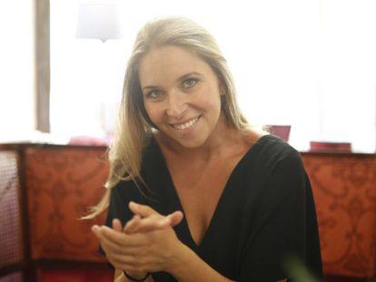 Rocío Márquez, cantora flamenca.