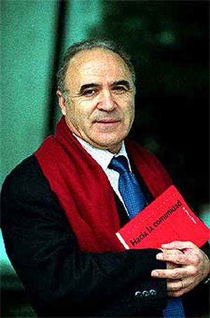 El teólogo Juan José Tamayo Acosta.