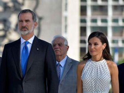 El ministro Borrell dice que se ha hablado  de todo  con las autoridades cubanas, sin excluir los derechos humanos