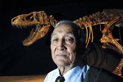 """Barsbold: """"Cuando estudias bien a los dinosaurios comprendes que eran seres comunes""""."""
