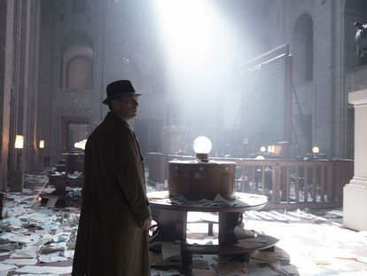Fotograma de la tercera temporada de la serie 'Babylon Berlin'.
