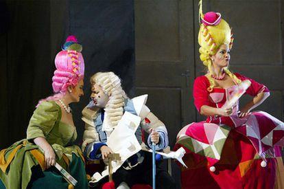 <i>La Cenerentola,</i> en una versión con dirección musical de Patrick Summers y Joan Font de los Comediants como responsable de escena.