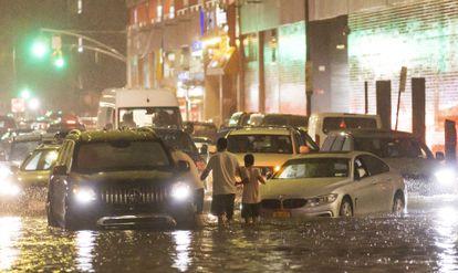 Los coletazos de la tormenta tropical 'Ida' dejan al menos nueve muertos en Nueva York y Nueva Jersey | Internacional | EL PAÍS