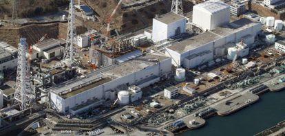 El accidente de la planta nipona, en la foto, ha obligado a reforzar la seguridad nuclear en todo el mundo.
