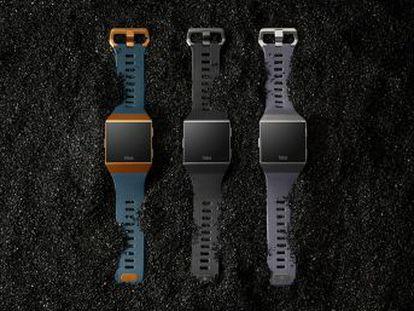 Ionic es la gran apuesta de la compañía para entrar en el mundo de los relojes inteligentes, un mercado manejado desde Cupertino