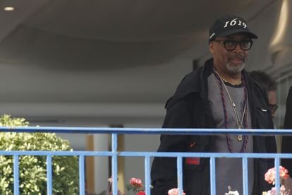 Spike Lee, presidente del jurado de Cannes, en el hotel Martinez, ayer lunes.