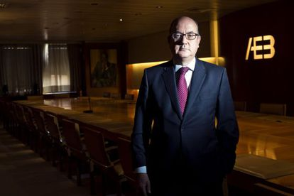 Jose Maria Roldan, presidente de la AEB. Samuel Sánchez