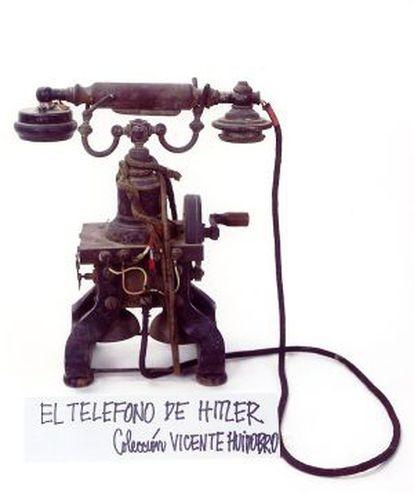 Pieza de la serie 'El teléfono de Hitler'