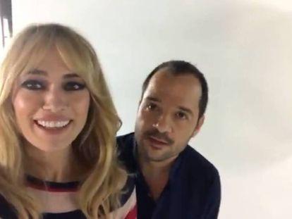 Patricia Conde y Ángel Martín vuelven a la televisión con un programa en #0
