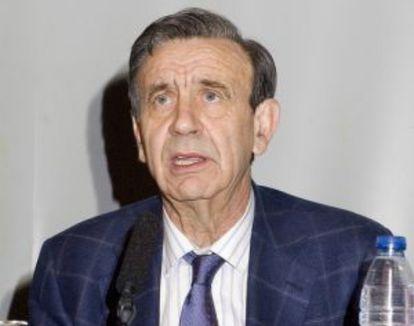 Antonio Burgueño, exdirector general de Hospitales de la Comunidad.